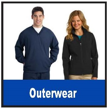 Jackets/Outerwear Selections