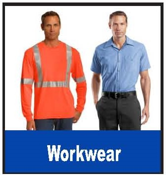Workwear/Safety Apparel Selections