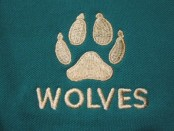 Buford Paw Wolves